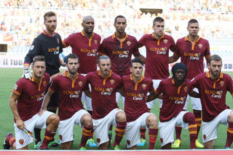 A.S. Roma © Paolo Bruno/Getty Images