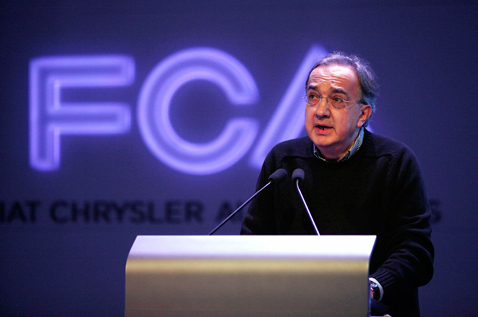 Sergio Marchionne © Getty Images