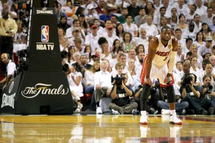 Dwyane Wade, Miami Heat © GettyImages