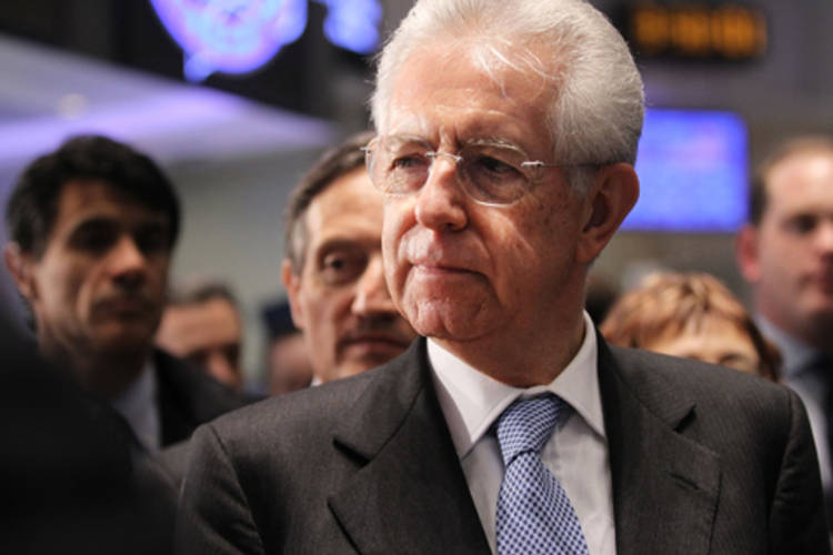 Mario Monti © GettyImages