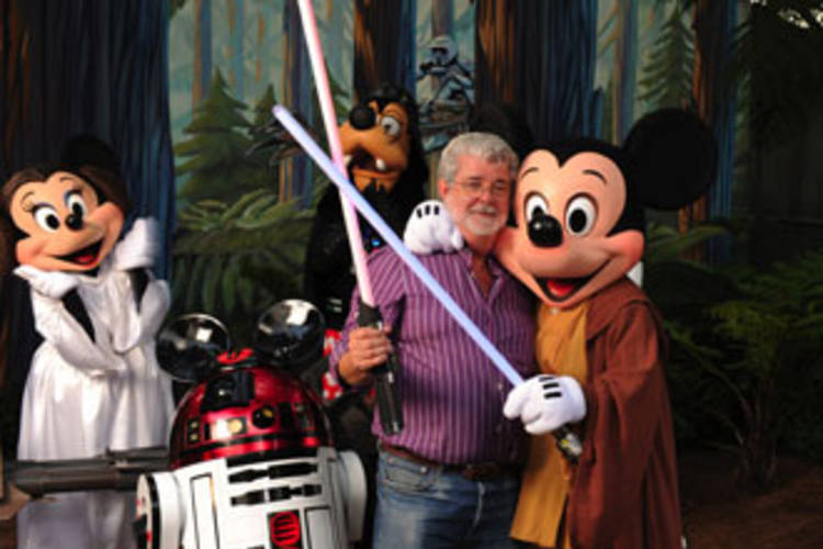 George Lucas © Getty Images