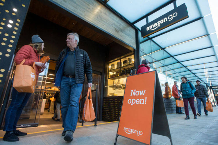 Amazon Go: il supermercato senza casse pronto al debutto in Europa