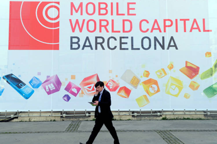 Mobile World Congress 2012 © GettyImages