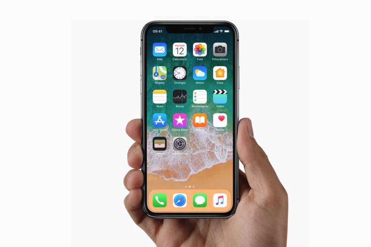 Apple iPhone X: lo smartphone più venduto nel primo trimestre 2018