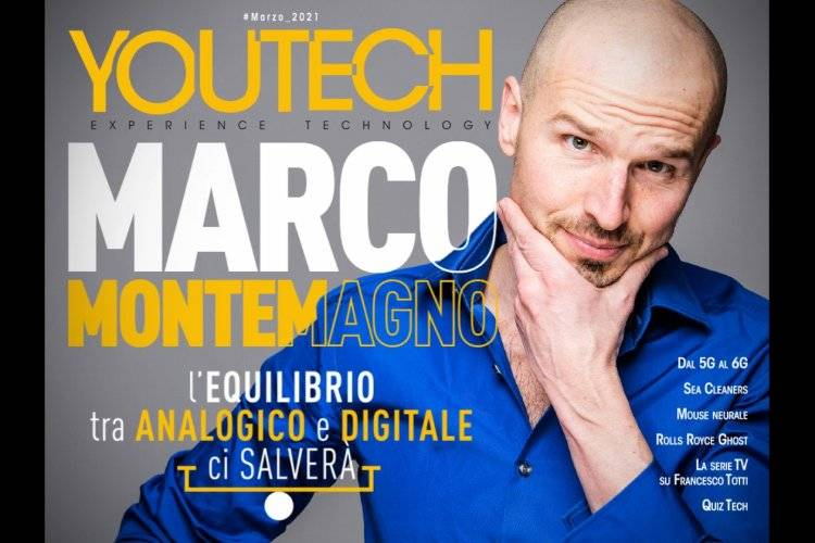 Marco Montemagno in cover su YouTech