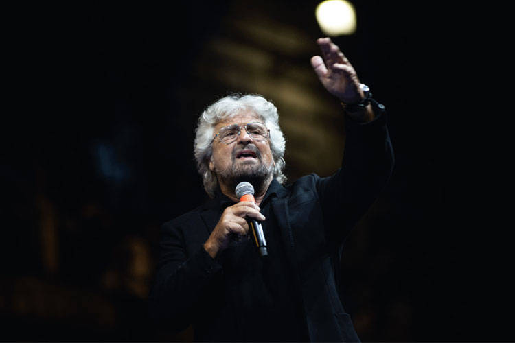 Beppe Grillo © Getty Images