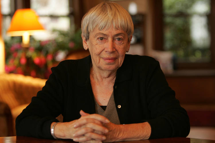 Ursula K. Le Guin © Getty Images