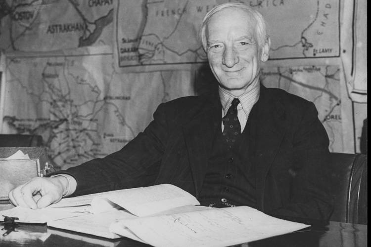 William Beveridge © Central Press/Hulton Archive/Getty Images