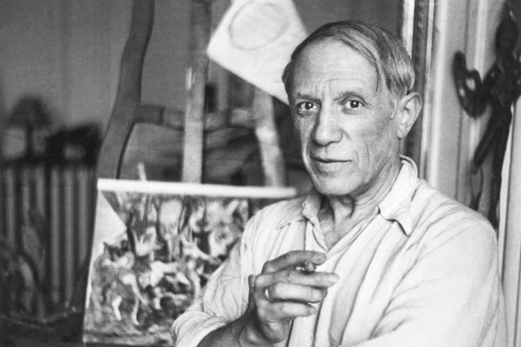 Pablo Picasso © Getty Images