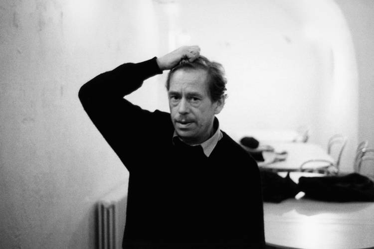 Vaclav Havel © Getty Images