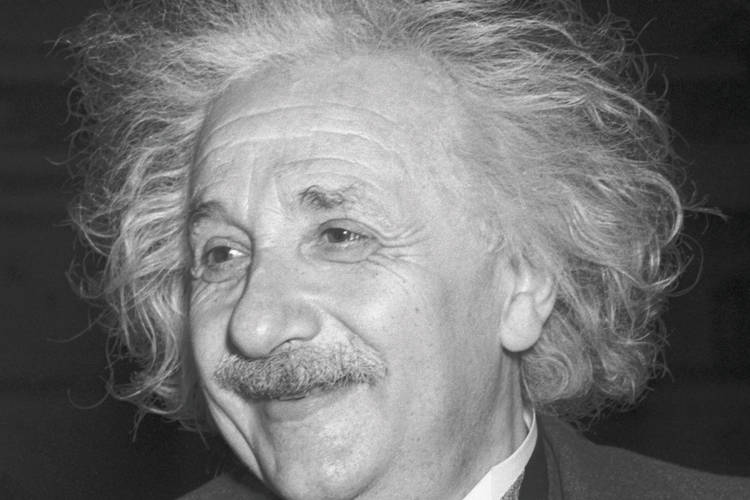Albert Einstein (Getty Images)