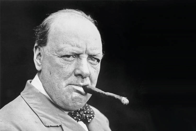 Winston Churchill © Gettyimages
