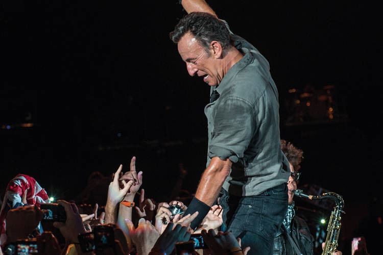 Bruce Springsteen  © Getty Images