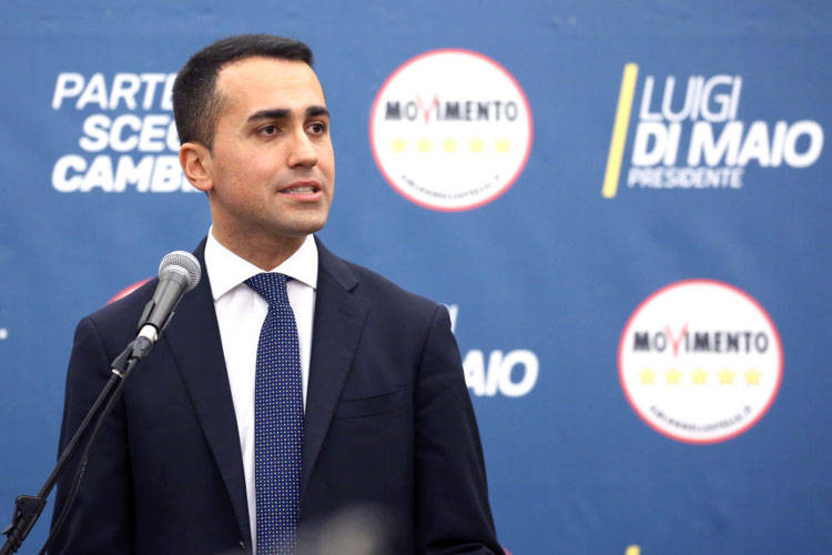 Luigi Di Maio © Getty Images