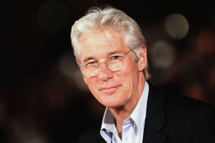 Richard Gere © Getty Images