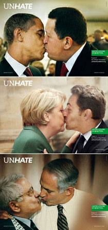 Unhate, Benetton