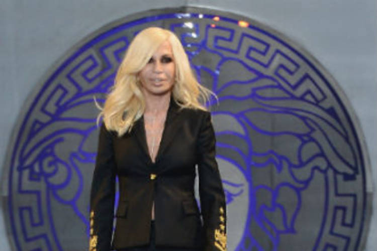 Donatella Versace © Getty Images