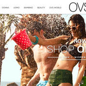 Fashion | OVS sbarca on line