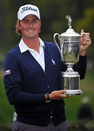 Webb Simpson © Getty Images