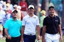 Golf, The Open Championship i tee time
