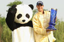 Golf, Volvo China Open 2012 i tee time