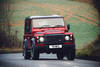 Land Rover Defender V8 Limited Edition