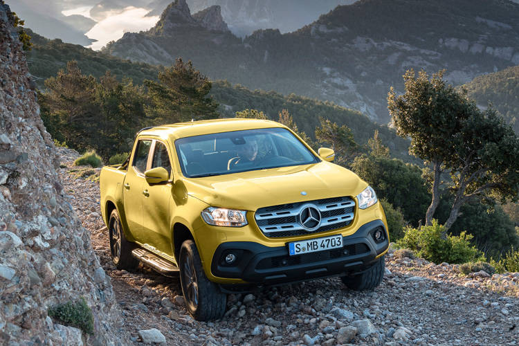Pick-up: l'ultima tendenza a quattro ruote