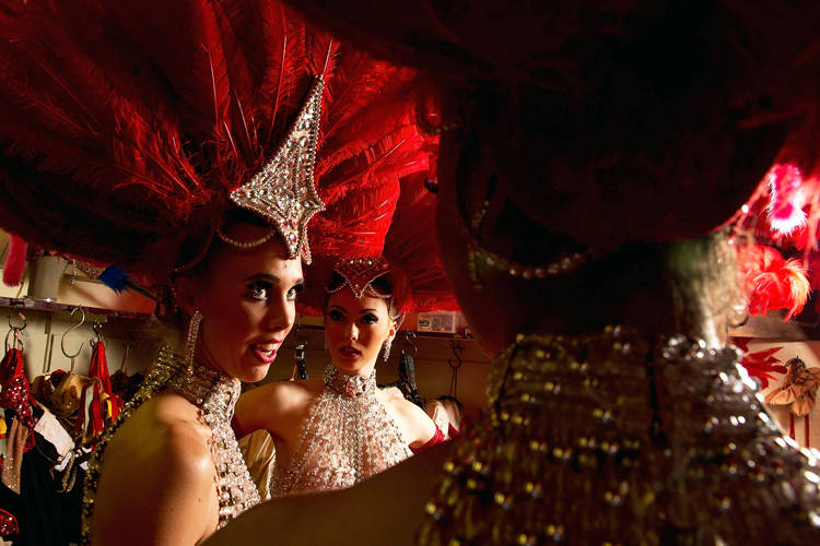 Moulin Rouge compie 130 anni
