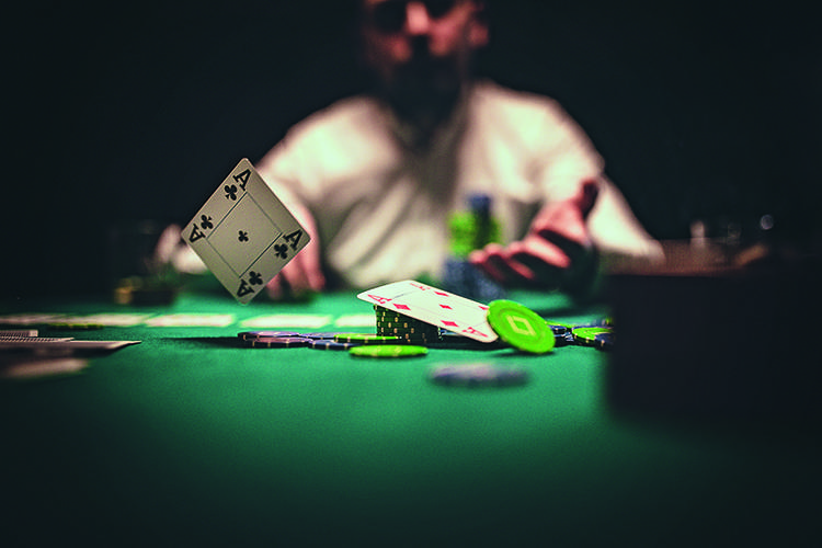 The holy game of Poker