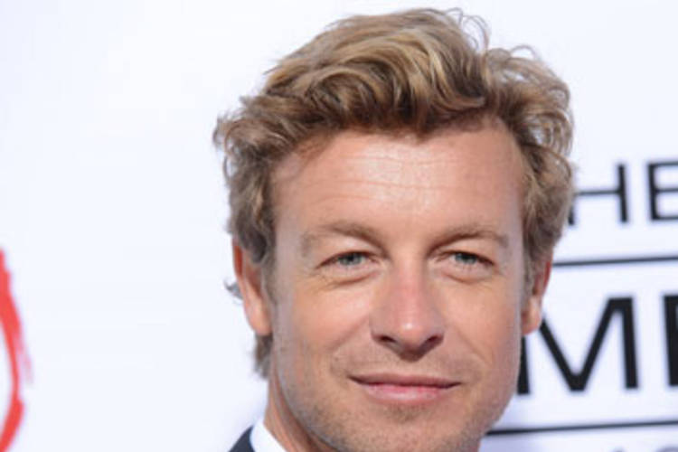 Simon Baker © Getty Images