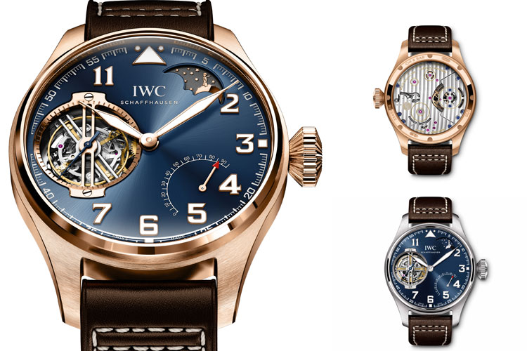 Iwc Schaffhausen - Pilot's Watch constant-force tourbillon edition Le Petit Prince