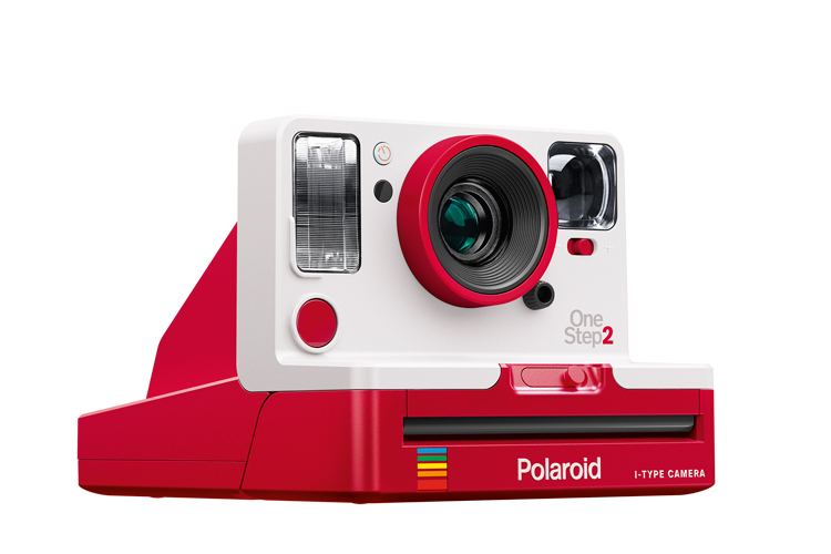 Polaroid One Step 2 Red