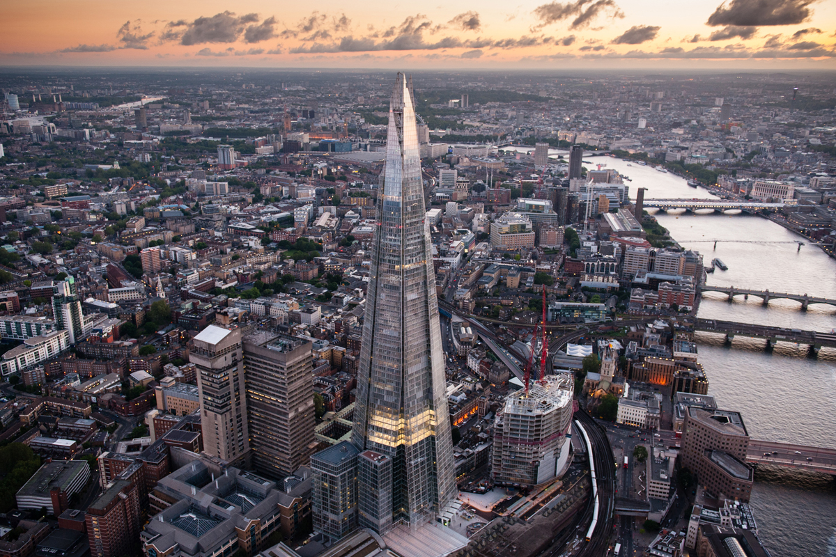 The Shard – Londra © Getty Images