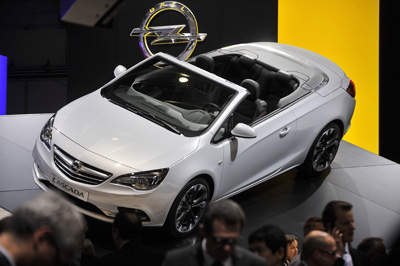 Opel Cascada Cabriolet © Getty Images