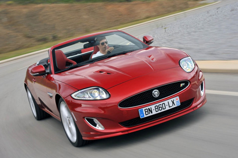 Jaguar XK 5.0 V8 Convertible