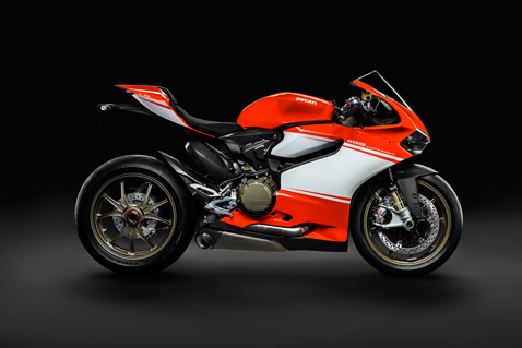 Ducati 1199 Superleggera