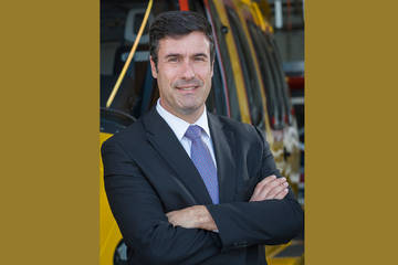 Airbus Helicopters Italia General Manager Alexandre Ceccacci