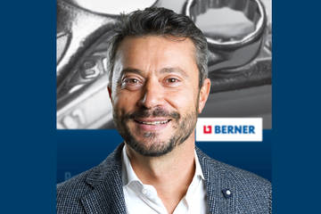 Antonio Zuffellato direttore marketing Berner Italia
