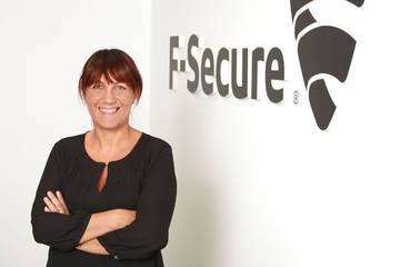Carmen Palumbo entra in F-Secure