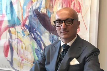 Deutsche Bank Roberto Coletta Head Wealth Management Italy