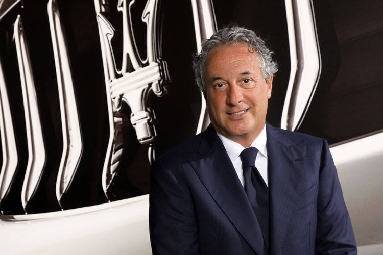 Maserati: Davide Grasso nuovo Chief Operating Officer