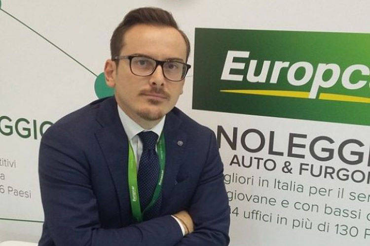 Nuovo Sales & Marketing Director per Europcar Mobility Group Italia