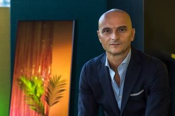 Samsung Italia Bruno Marnati Vice President Audio Video
