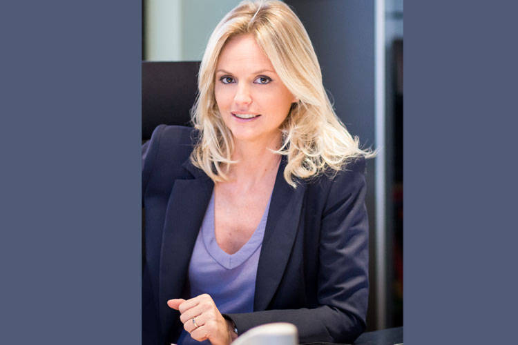 Sarah Varetto promossa in Sky: diventa Evp News Projects Development, Continental Europe
