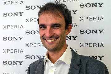 Sony Mobile Luciano Sabatino
