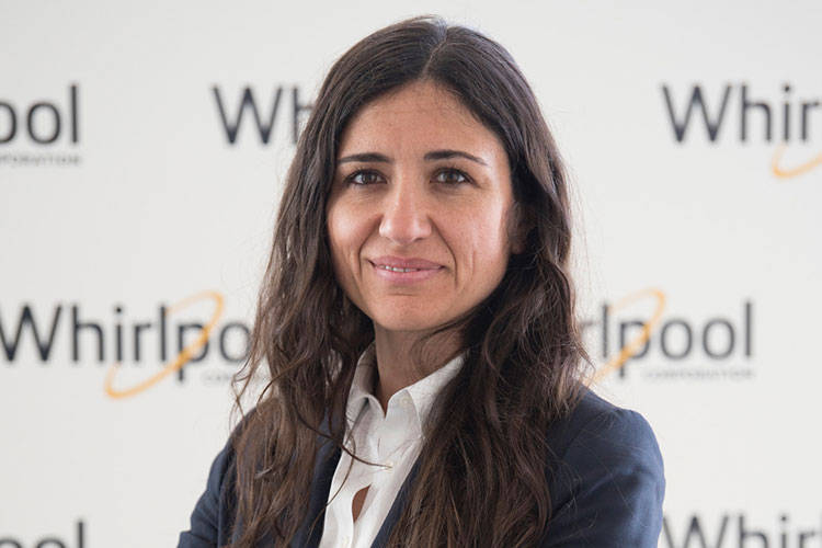Whirlpool Italia: Natalia Sellibara nuovo direttore Marketing