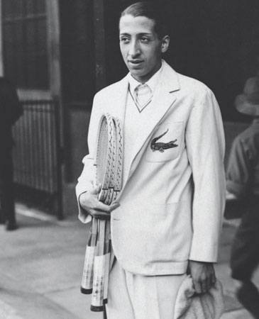 René Lacoste © Getty Images