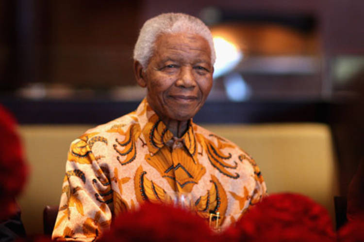 Nelson Mandela © Getty Images