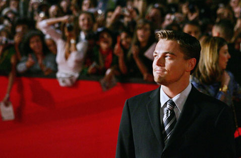 Leonardo Di Caprio © Getty Images