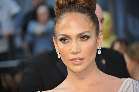 Jennifer Lopez © Getty Images